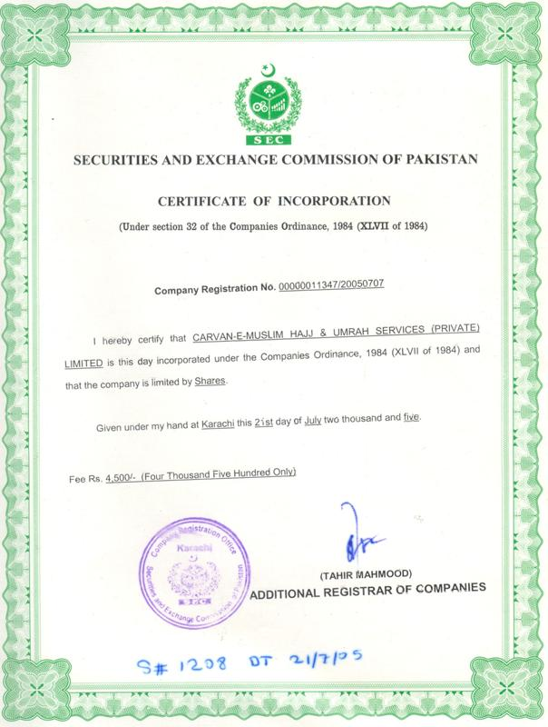 3d99231b45a Certificates of Incorporation ...